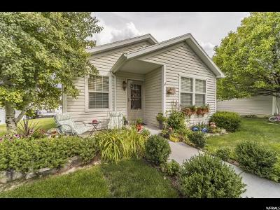 Eagle Mountain Single Family Home Under Contract: 7902 White Ash Dr