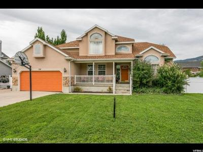 Bountiful Single Family Home Under Contract: 124 W 1550 N