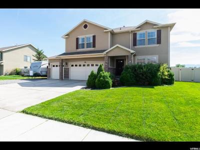 Lehi Single Family Home Under Contract: 381 S River Way