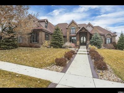 Alpine Single Family Home For Sale: 1212 N Heritage Cir