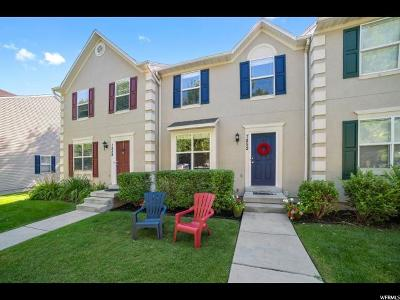 Eagle Mountain Townhouse Under Contract: 7852 N Sparrowhawk Way