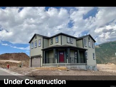 Draper Single Family Home For Sale: 14753 S Glacial Peak Dr #423