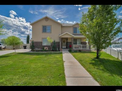 Springville Single Family Home For Sale: 1370 S 1500 W