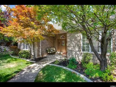 Weber County Single Family Home For Sale: 1009 Ben Lomond Ave