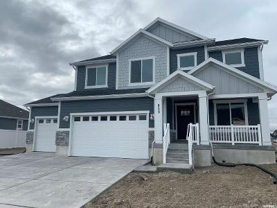 Eagle Mountain Single Family Home For Sale: 650 E Mount Peale Dr #342