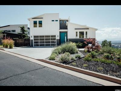 Salt Lake City Single Family Home For Sale: 34 E Columbus Ct