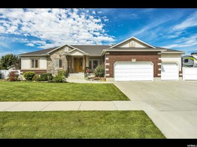 Draper Single Family Home For Sale: 12696 S Whisper Spring Cv E