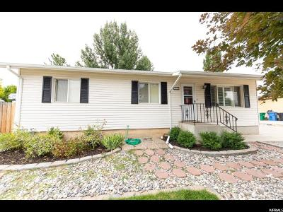 North Logan Single Family Home For Sale: 2632 N 370 E
