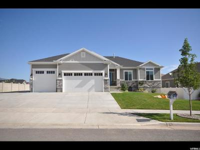 Herriman Single Family Home Under Contract: 7288 W Sunset Skies Dr S