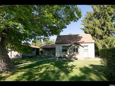 Pleasant Grove Single Family Home For Sale: 490 E 500 N