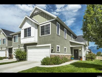 Riverton Townhouse Under Contract: 11667 S Lunford Ln