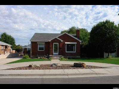 Midvale Single Family Home Under Contract: 173 E Forbush Ave S