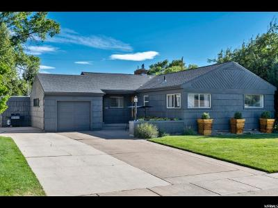 Logan Single Family Home Under Contract: 1608 E Sunset Dr N