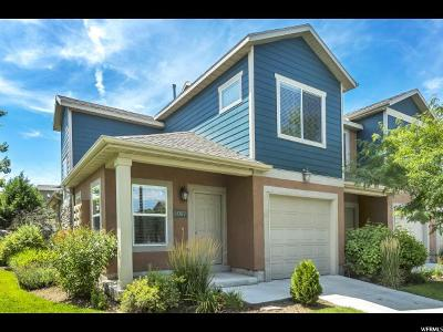 Herriman Townhouse Under Contract: 5007 Red Shale
