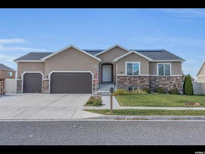Lehi Single Family Home For Sale: 202 S 1700 W