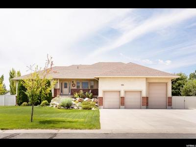 Weber County Single Family Home For Sale: 3791 S 3750 W