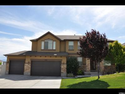 Herriman Single Family Home For Sale: 14361 S Fort Pierce Way