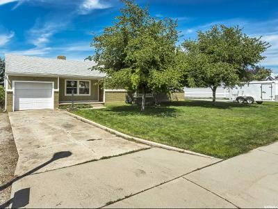 Orem Single Family Home Under Contract: 66 S 800 W
