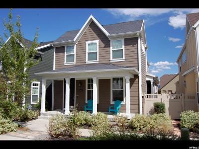 South Jordan Single Family Home For Sale: 10617 S Ozarks
