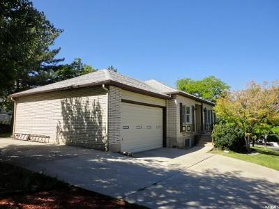 Brigham City Single Family Home For Sale: 1216 Beecher Ave