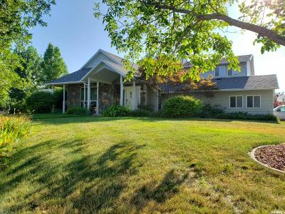 Roy Single Family Home Under Contract: 5723 S 3260 W