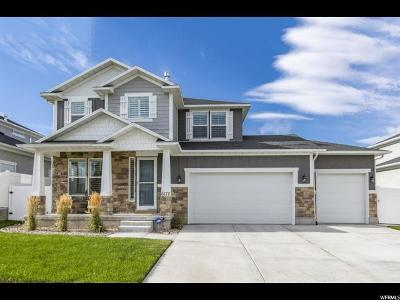 West Jordan Single Family Home Under Contract: 6172 W 8130 S