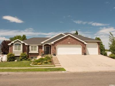 Davis County Single Family Home For Sale: 3152 W 350 N