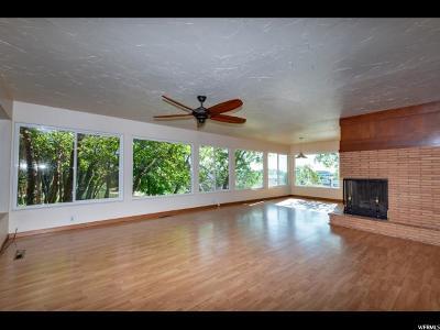 Ogden Single Family Home For Sale: 1261 E 4275 S