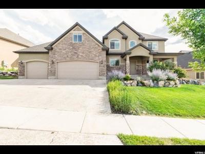 Eagle Mountain Single Family Home For Sale: 4018 E Mt Airey