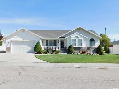 Grantsville UT Single Family Home For Sale: $359,900