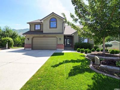 Sandy Single Family Home Backup: 2886 E Elk Horn Ln S