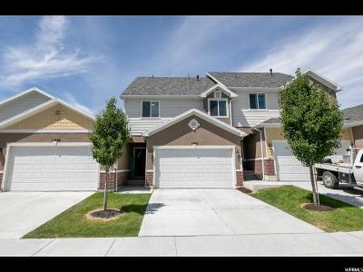 Riverton Townhouse Under Contract: 11842 S Cedar Valley Dr