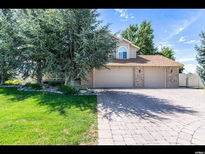 Weber County Single Family Home For Sale: 2235 E Jared Way