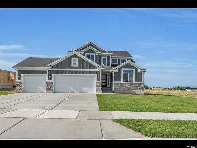 Herriman Single Family Home For Sale: 6572 W Shawnee Marie Way