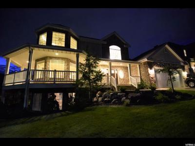 Lehi Single Family Home For Sale: 4917 Ravencrest Ln