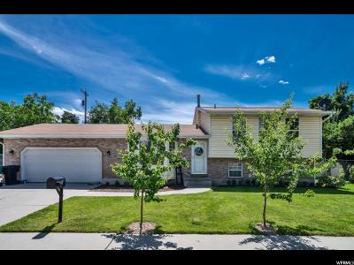 Orem Single Family Home For Sale: 73 W 1530 S