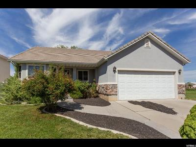 Spanish Fork Single Family Home For Sale: 242 S 500 W
