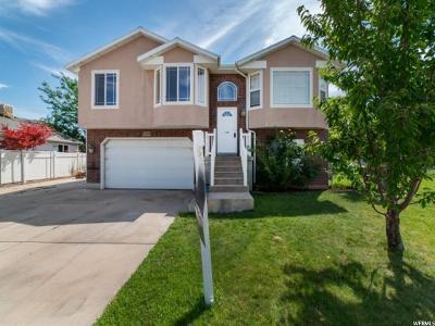 Davis County Single Family Home For Sale: 2178 N 2070 W