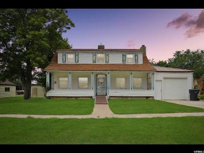 Nephi Single Family Home For Sale: 435 N 100 E