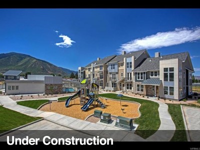 Spanish Fork Townhouse Under Contract: 885 S 2560 E