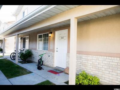 Logan UT Townhouse For Sale: $150,000