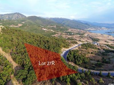 Weber County Residential Lots & Land For Sale: 6575 E Chapparal Rd