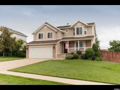 Ogden Single Family Home Under Contract: 1073 E 4925 S