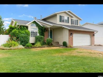 Highland Single Family Home Under Contract: 4694 Vista Dr