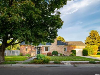 Midvale Single Family Home Under Contract: 7965 Olympus St W