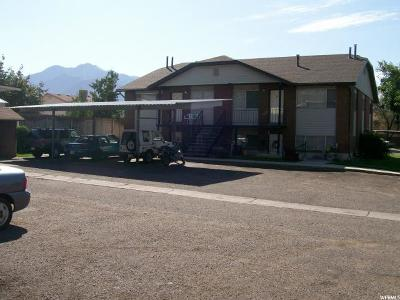 Ogden Multi Family Home Under Contract: 469 E 800 N