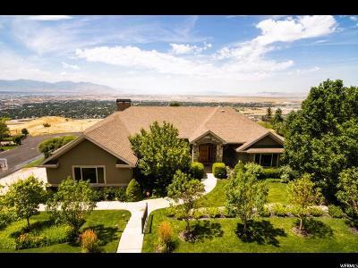 Salt Lake City Single Family Home For Sale: 1093 N Twickenham Dr