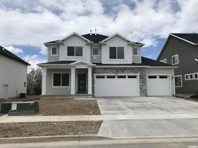Spanish Fork Single Family Home For Sale: 2022 E 970 N
