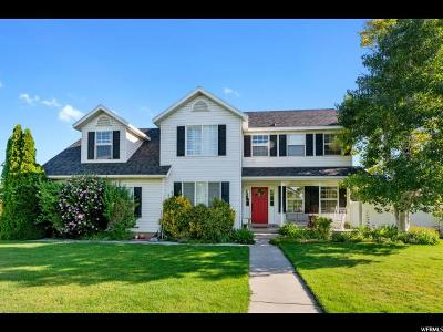 American Fork UT Single Family Home For Sale: $434,900
