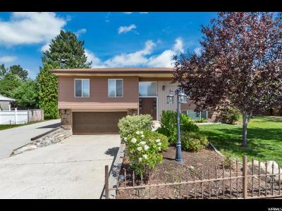 Cottonwood Heights Single Family Home For Sale: 2661 E Promenade Dr